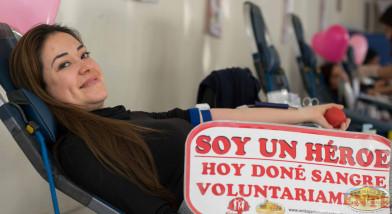 Donante voluntaria