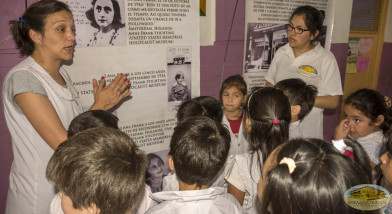 Celebración Ana Frank