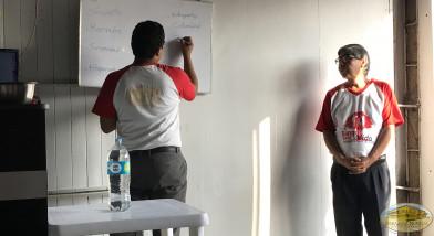 Activistas Perú