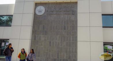 Lugar del evento.