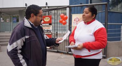 promoción de donación
