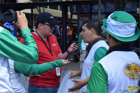 Entrevista al coordinador