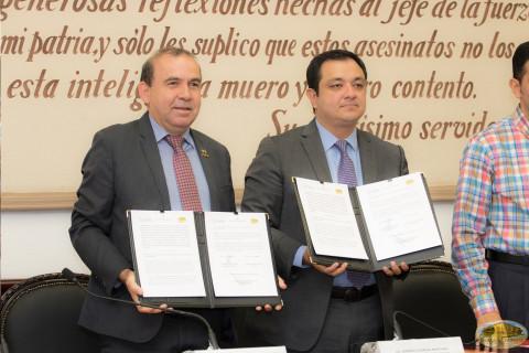 Firma de Convenio Emap con Municipio Xalapa