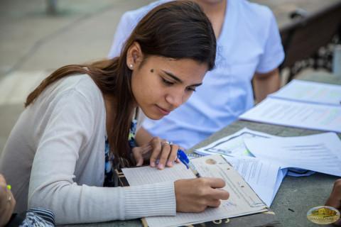 estudiantes de bolivia