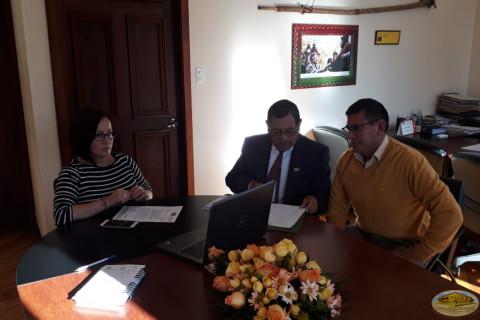 Decreto en Chimborazo por la Madre Tierra