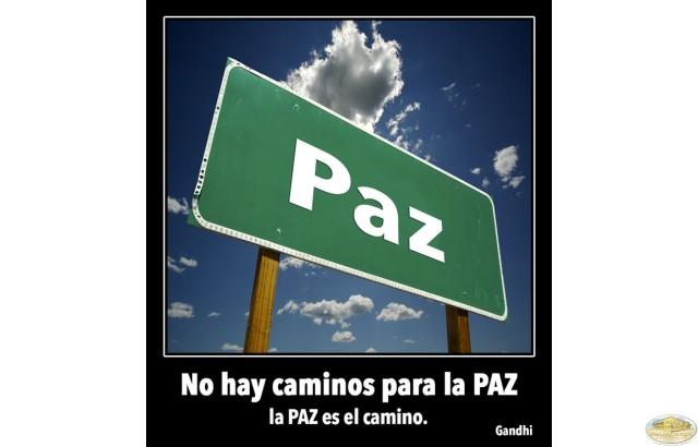 Ricardo José Arteta, Colombia - No hay caminos para la Paz, La Paz es el camino