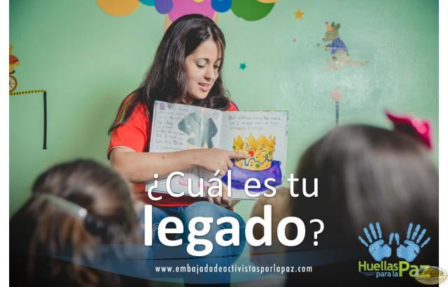 Elizabeth Rivera, Puerto Rico - ¿Cuál es tu legado?