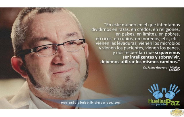 Dr. Jaime Guevara, Ecuador