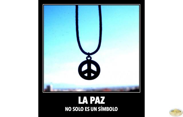Miguel Tillería, Puerto Rico - La Paz no solo es un símbolo