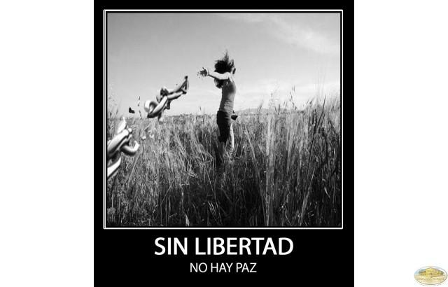 Noel Motta, Puerto Rico - Sin libertad no hay paz