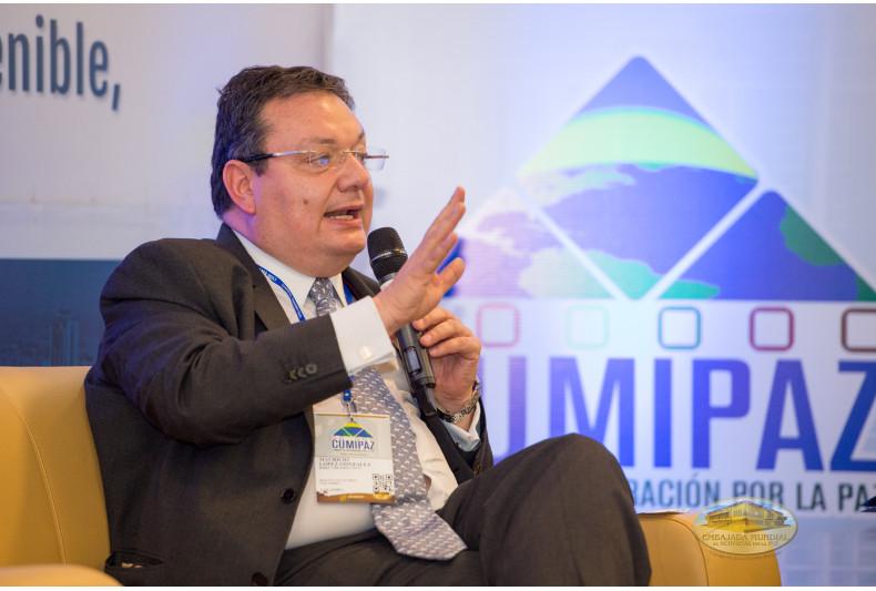 Remarks by Mauricio López