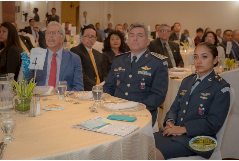 Representatives of the legal and military field