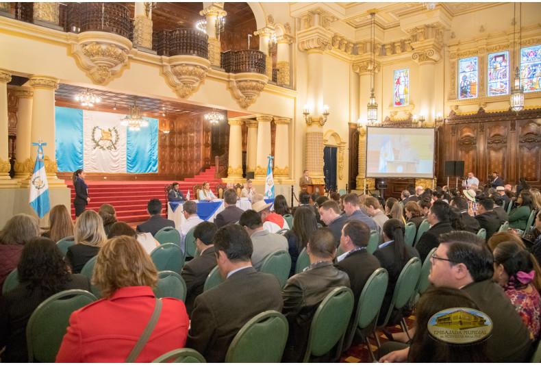 Cumbre por la paz Guatemala