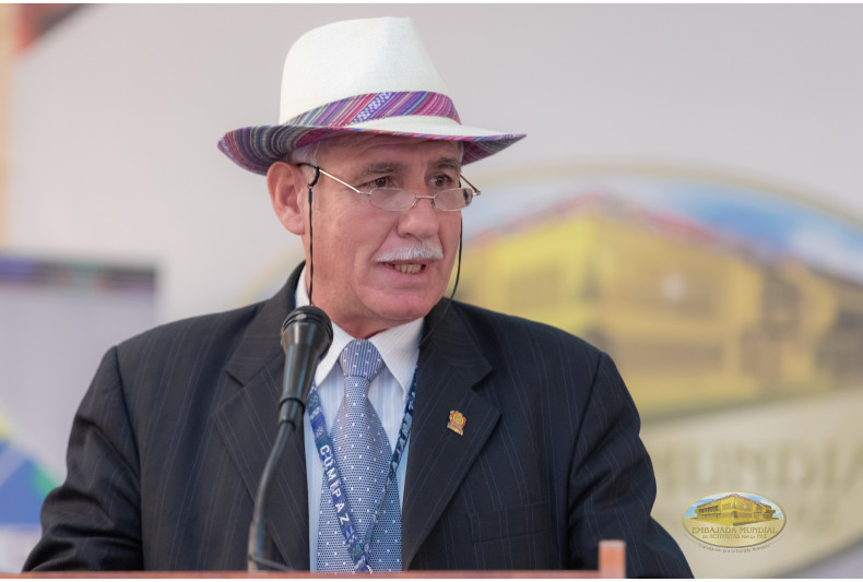 Senador Ciro Zabala