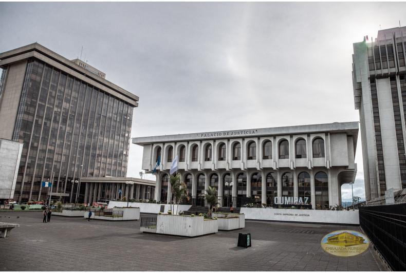 Organismo judicial de Guatemala