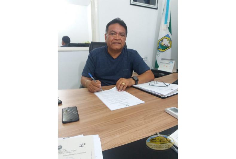 alcalde de Epitacolândia