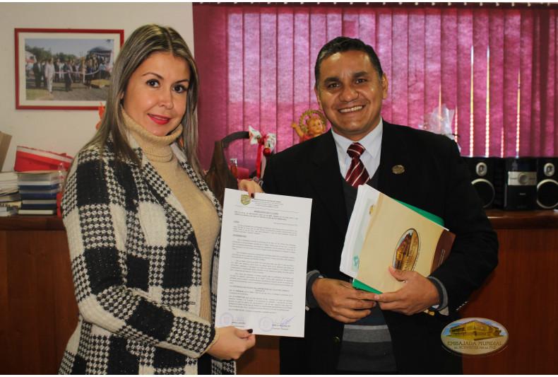 San Juan del Paraná apoya proclama