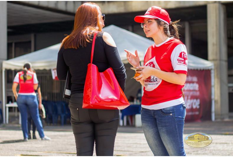Voluntarios Medellin