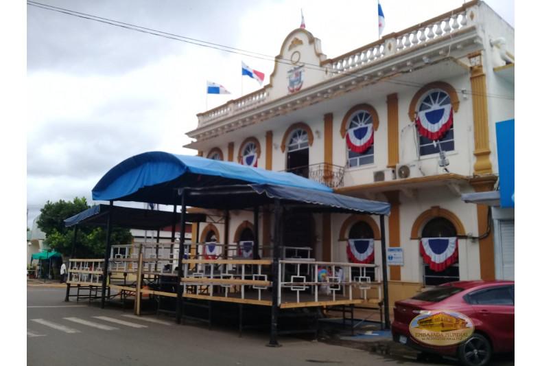 Palacio Municipal Aguadulce