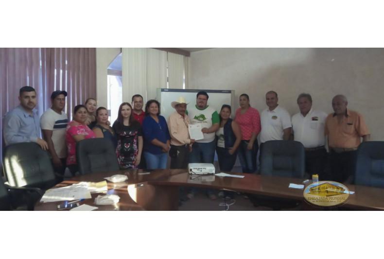 Proclama emitida en Cabildo de Hidalgo Nuevo León