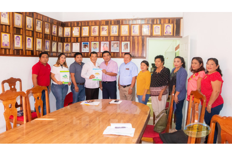 Hecelchakan, Campeche adopta proclama de la EMAP
