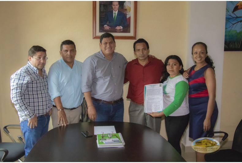 Proclama emitida en Reforma, Chiapas