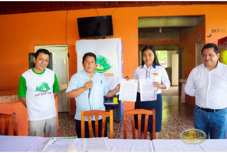 Soteapan, Veracruz emite documento que respalda iniciativa de la EMAP