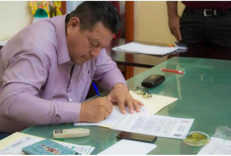 Gabriel Zamora, Michoacán adopta Proclama de Constitución de los Derechos de la Madre Tierra