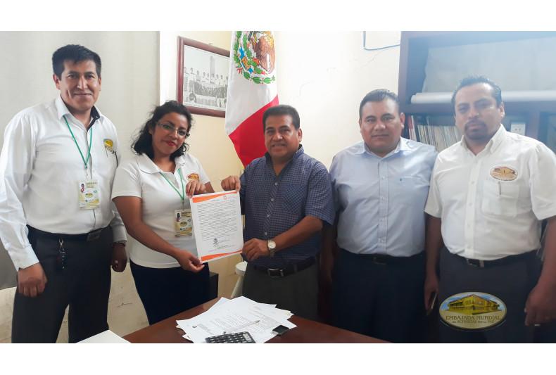 Municipio de Puebla emite resolución en apoyo a proyecto de la EMAP