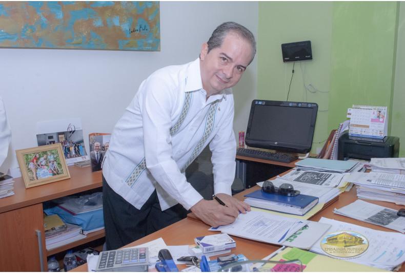 Lic. Miguel Ángel de la Fuente Herrera