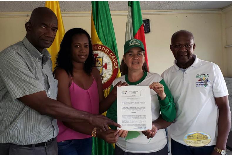 UMATA respalda iniciativa de la EMAP con resolución