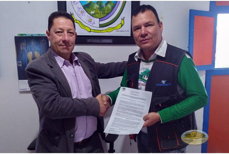 Resolución 137 emitida por la Alcaldía de Marulanda
