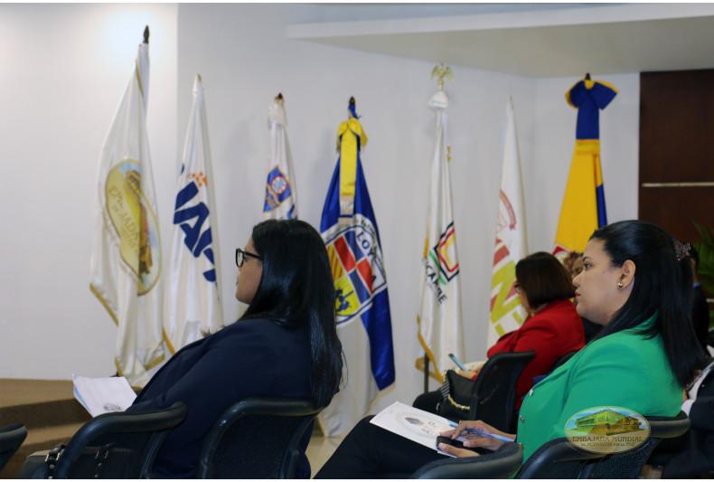 Lcda. Susan Gil, Coordinadora Nacional de la EMAP