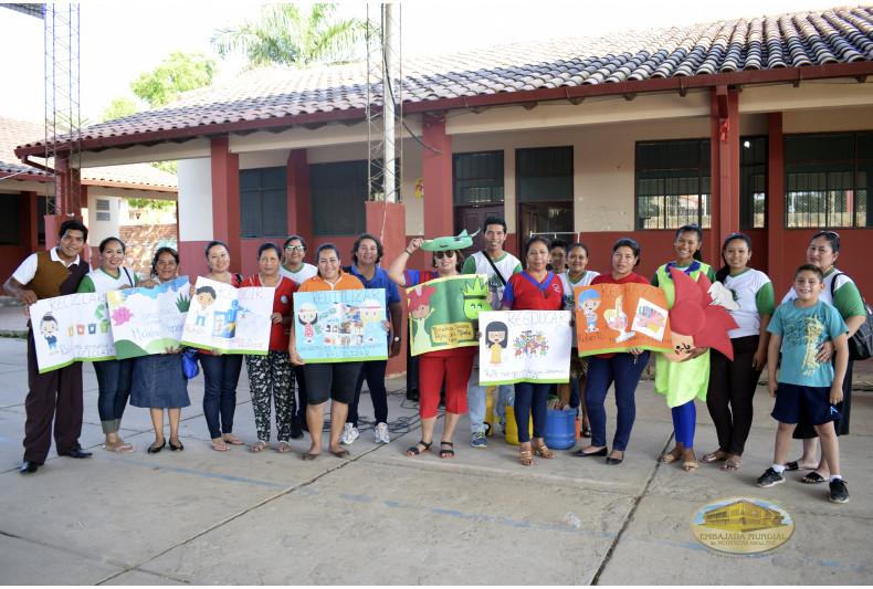 """Educación Ambiental en la Unidad Educativa """"José Natusch Velasco"""
