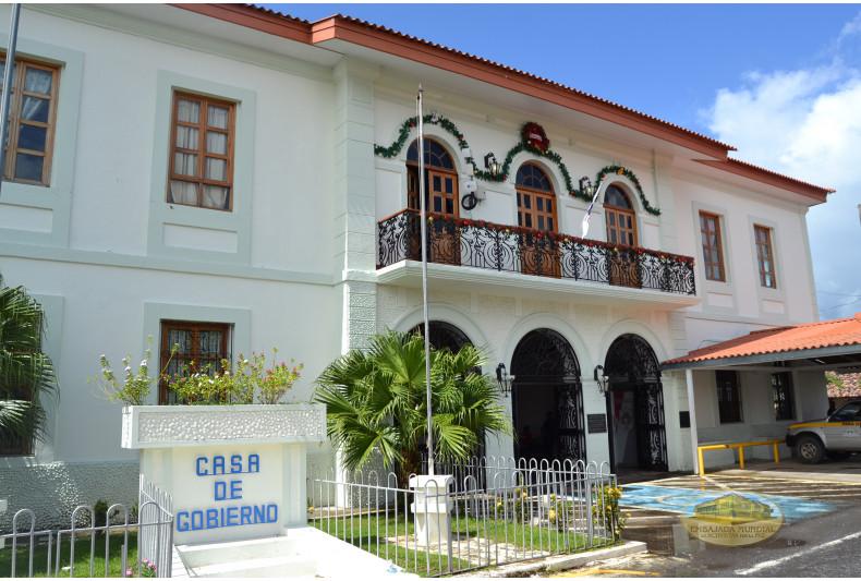 Edificio de la Gobernación Provincia de Coclé