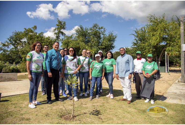 Invitación a la siembra de árboles en Ponce
