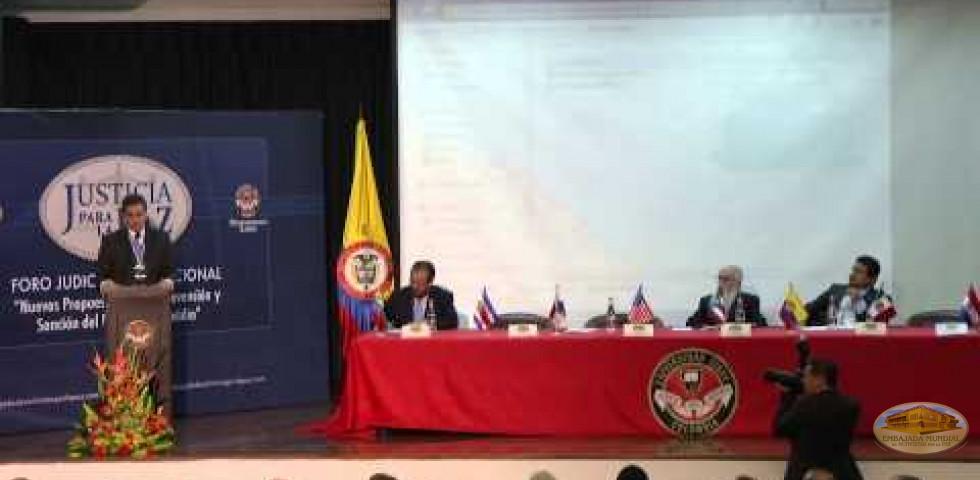 Primer Foro Judicial Internacional - Dr. Daniel Rafecas