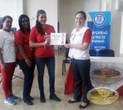 Participación en la donación