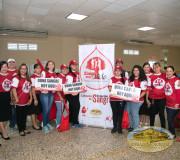 Activistas de la EMAP