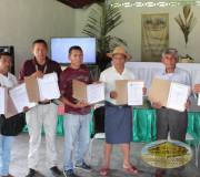 indígenas respaldan a la EMAP