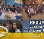 Movimiento Juvenil - Resumen 20 Encuentros para Líderes Juveniles en México | EMAP
