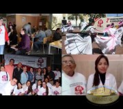 Informe segunda jornada de donación de sangre Nov 2013