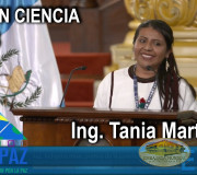 CUMIPAZ 2018 - Sesión Ciencia - Tania Martínez | EMAP