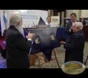 Cámara de Diputados de Argentina recibe proyectos de la Embajada