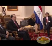 Visita Presidente de Paraguay, Horacio Cartes