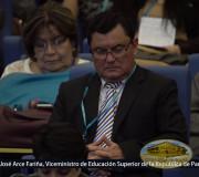 Cumipaz 2017 Sesion Educativa Panel Debate Dr  José Arce Fariña
