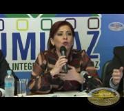 Conferencia de Prensa CUMIPAZ Congreso de Paraguay