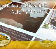 Resumen de los trabajos de la ALIUP 2015 - 2018   EMAP