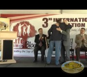 Reconocimientos al Dr. William Soto Santiago por el Sheriff de Texas y la Corte de Justicia, EUA