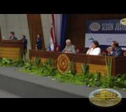 Sesión Justicia y Democracia – Panel 1